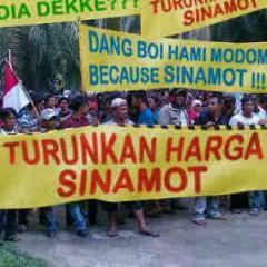 Demo Sinamot di Tanah Batak