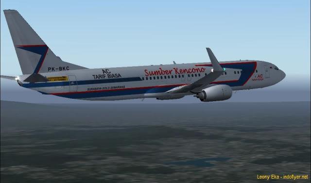 Pesawat Udara Sumber Kencono