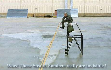 Pesawat Stealth