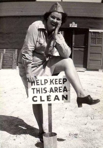 Area yang Harus Selalu Bersih