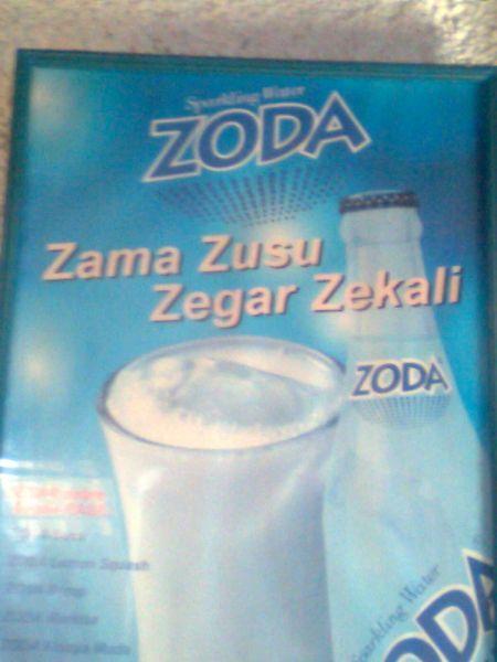 Minuman Zegar Zekali