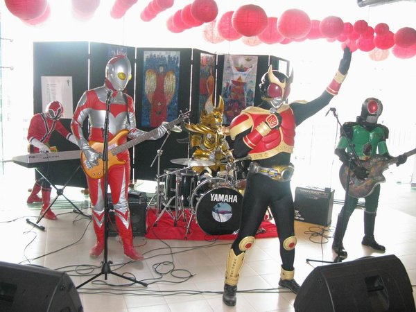 Band Superhero