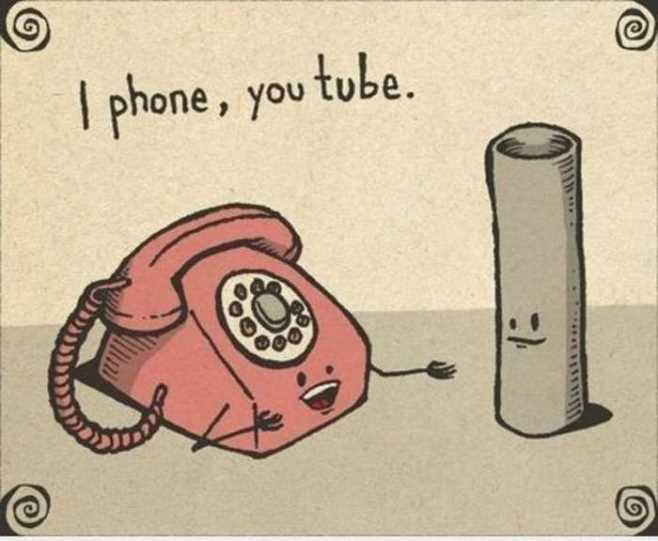 iPhone dan Youtube