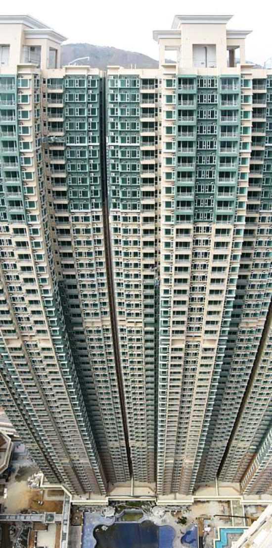 Apartemen yang Perlu Tempat Parkir Besar