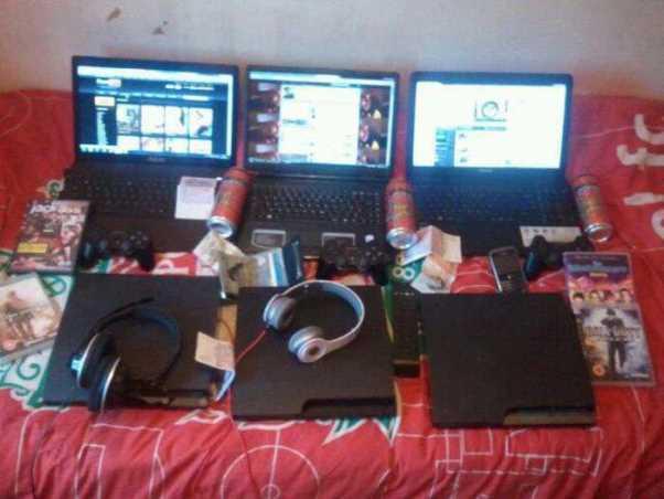 Kebutuhan Hidup Maniak Komputer
