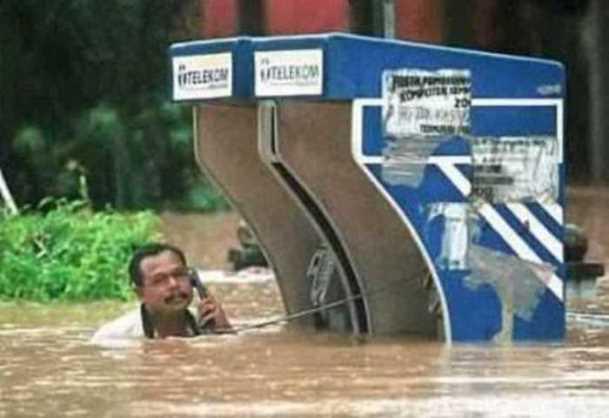 Lebih Penting Telepon