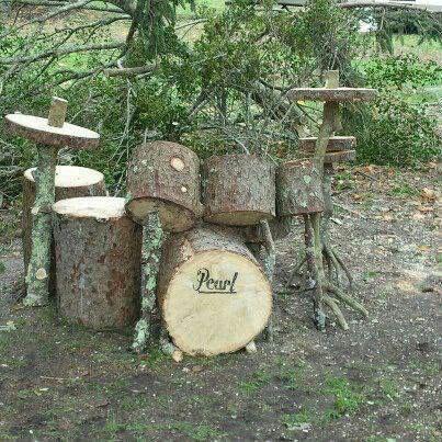 Drum Terbuat Dari Kayu