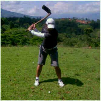 Stick Golf Pacul