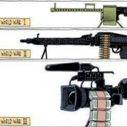 Perbedaan Perang Dunia